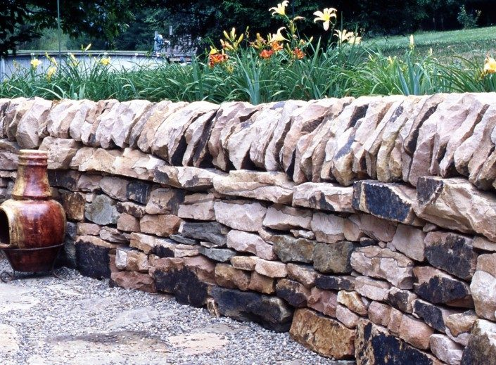 dry stack stone
