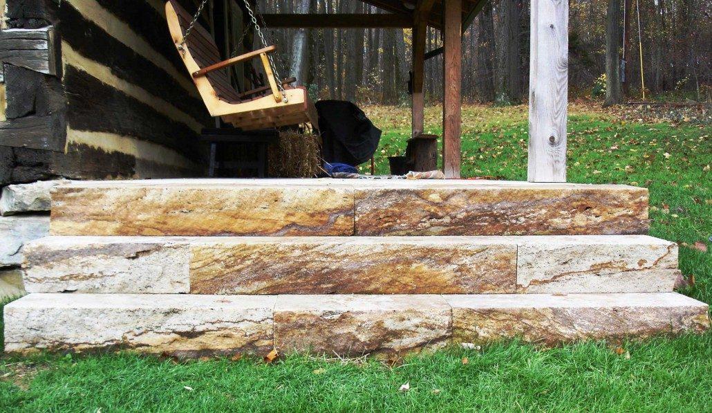 Sandstone Steps, Pennsylvania 2007