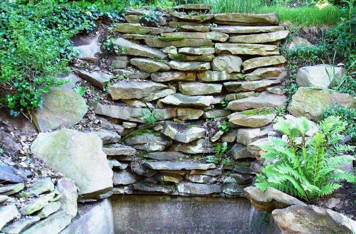 Water Feature, North Carolina