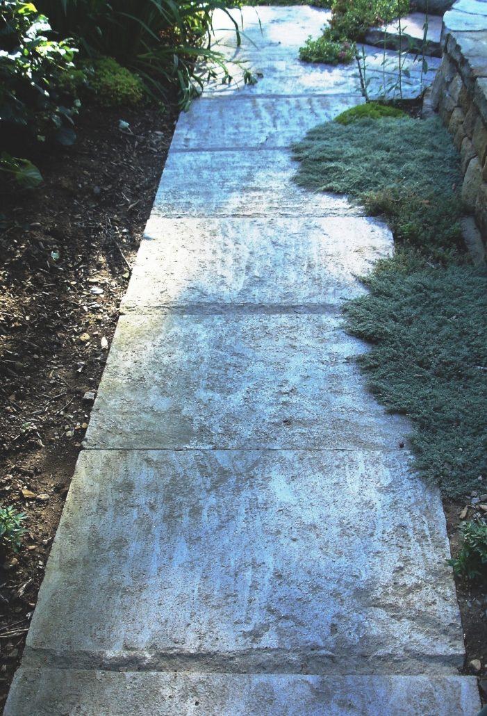 Sandstone Walkway, Pennsylvania 2004